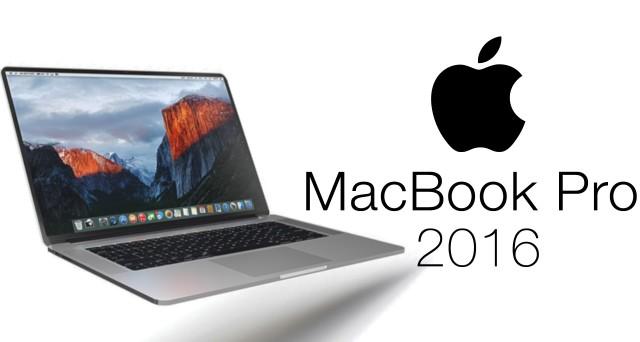 La presentazione dei nuovi MacBook Pro 2016 è stata rinviata probabilmente a novembre. Ecco le novità in arrivo e le ultime indiscrezioni.