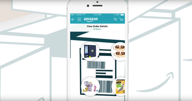 amazon app x ray package