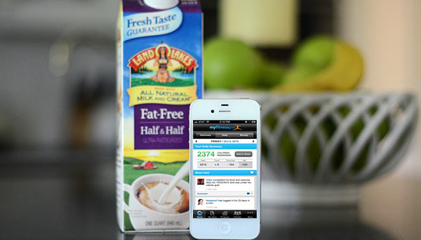 perdere peso app