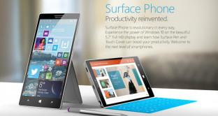 Surface Phone, rumors caratteristiche e prezzo: lo 'smartphone definitivo', iniziano i test della rivoluzione