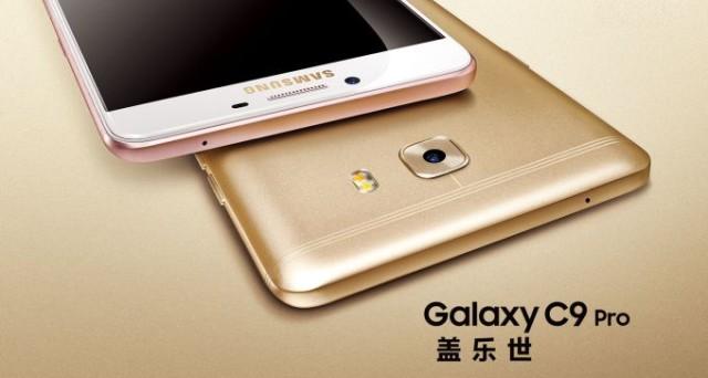 Samsung Galaxy C7 Pro e C9 Pro: scheda tecnica, prezzo e lancio sul mercato, prevista uscita in Italia?