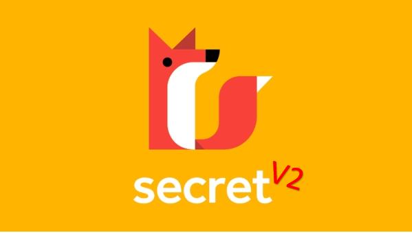 secret v2 app