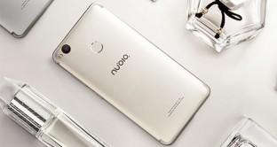 Smartphone Nubia