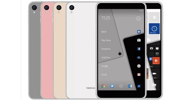 Il ritorno di Nokia nel mercato smartphone a MWC 2017