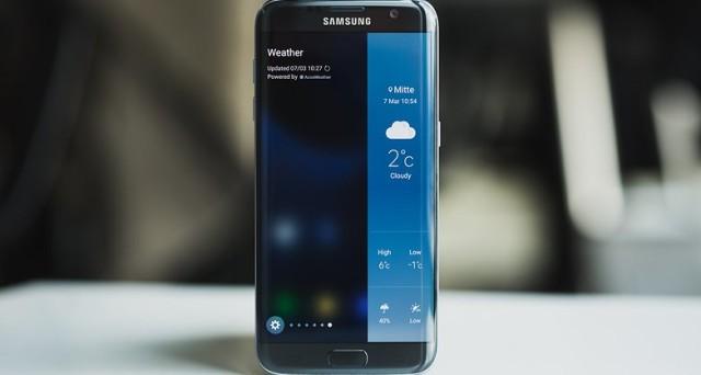 Samsung rilascerà direttamente Android 7.1.1 per Galaxy S7 e S7 Edge