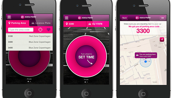 easypark app android ios