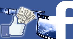 facebook guadagnare video