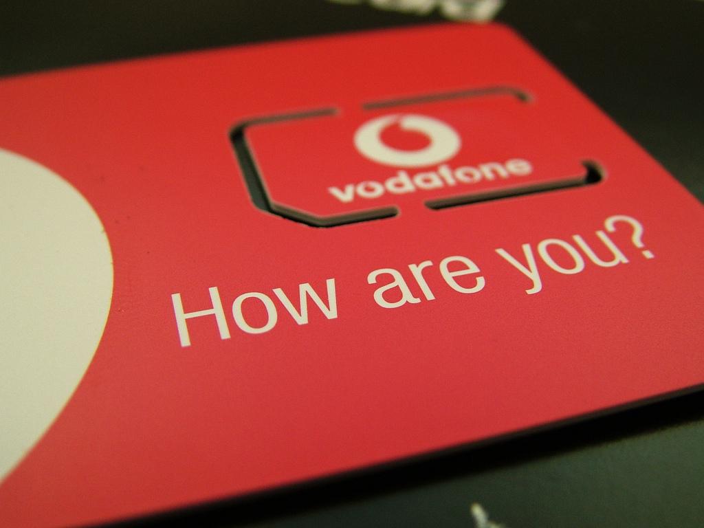 SIM Vodafone
