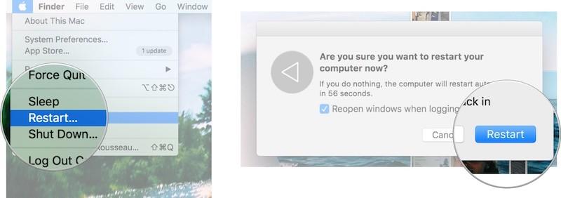 aggiornare applicazioni mac app store