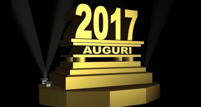 Famoso Frasi di Auguri di Buon Anno 2017 spiritose e divertenti: un buon  TV04