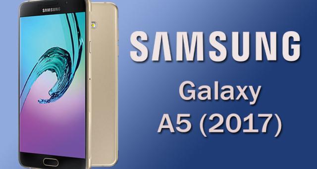 Importanti rumors su Samsung Galaxy A5 (2017): uscita in tempi brevissimi, prezzo da entry level e scheda tecnica da mid-range avanzato. Il design ricorda da vicino Samsung Galaxy S7. Ecco tutto quello che occorre sapere.