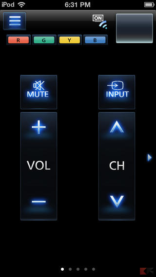 panasonic remote 2