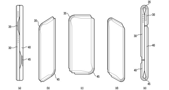 Non solo Galaxy S8, nella continua ricerca dell'azienda coreana spuntano finalmente alcune immagini di brevetto che ritraggono uno smartphone pieghevole, si tratta del misterioso Samsung Galaxy X? Ecco tutto quello che occorre sapere.
