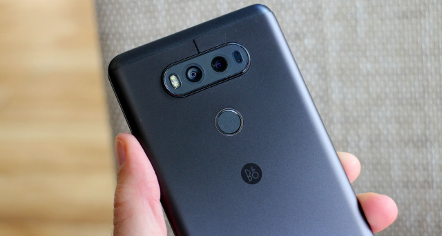 LG G6 e LG G5: confronto display in foto leaked