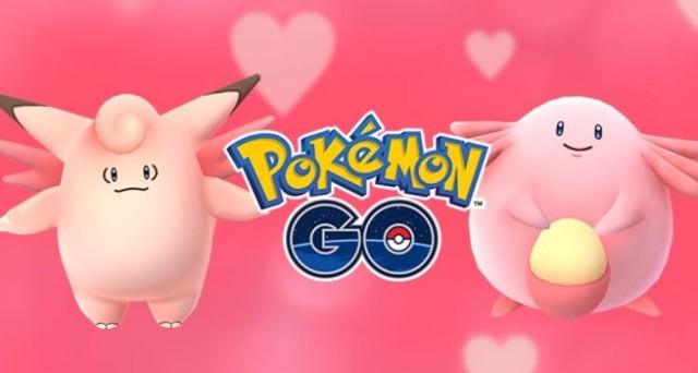 Pokémon GO diviene 'rosa': l'evento di San Valentino con caramelle doppie e tante novità
