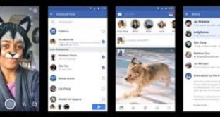 Cos'è e come funziona la nuova in-app Facebook Camera: gli effetti interattivi, la funzione Direct e le Storie. La guida completa.