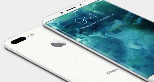 Rivoluzione iPhone 8 Apple: display con area tasti funzione e diodi IR, materiali e design innovativi, confronto con iPhone 7 S, rumors uscita e prezzo.