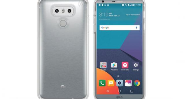 Sta per arrivare LG G6: impermeabile, con fotocamera grandangolare, con la migliore UI e una batteria potenziata. What else? Rumors e news ufficiali.