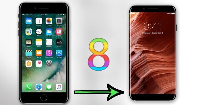 Tutto sugli ultimi rumors iPhone 8 2017: dall'uscita al laser 3D, dal prezzo alle stelle alla 'function area'. Una vera rivoluzione Apple in arrivo.