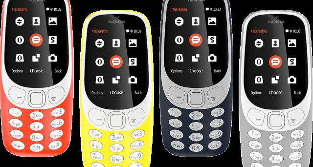 Ecco Nokia 3310: news su uscita, scheda tecnica e prezzo, quale sarà il suo 'pubblico'? Intanto, rumors sul top gamma Android Nokia 8 (o Nokia P1).