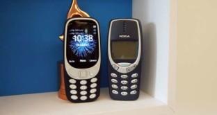 Quando arriva in Italia il nuovo Nokia 3310? Grande successo nei preordini in europa, mentre arriva anche una versione da 1700 dollari.