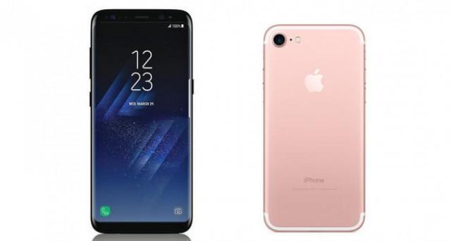 Un confronto a tutto tondo tra iPhone 7 e 7 Plus e Galaxy S8 e S8 Plus: dalle performance alle offerte maggio 2017. Quale acquistare? Su quale investire?