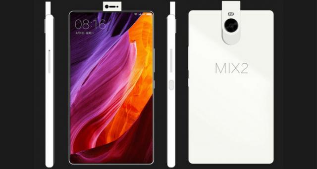 Xiaomi Mi Mix 2, oltre ogni aspettativa: svelata la scheda tecnica dello smartphone che farà tremare i 'grandi'
