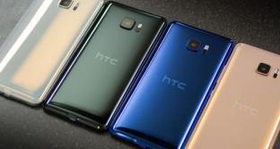 HTC stupisce tutti: presentazione HTC U (Ocean) 16 maggio, bordi interattivi e scheda tecnica 'killer' (video promo)
