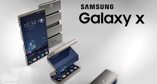 Non Solo Galaxy S8, La Samsung Pensa A Due Smartphone Pieghevoli: Il Galaxy  X