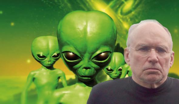Steve Basset lobbista di UFO