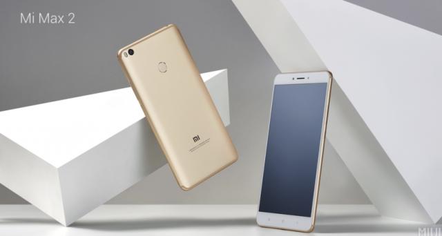 Arriva l'ufficializzazione del lancio di Xiaomi Mi Max 2: scheda tecnica, prezzo e uscita, nonché un confronto con il precedente Mi Max.