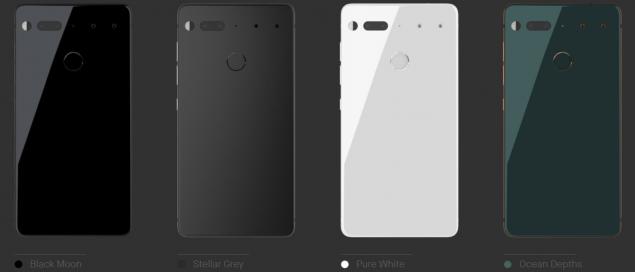 La vera sfida a Apple e Samsung viene da Rubin, 'inventore' di Android. Ecco Essential Phone PH-1: design perfetto, accessori, specifiche top e prezzo.