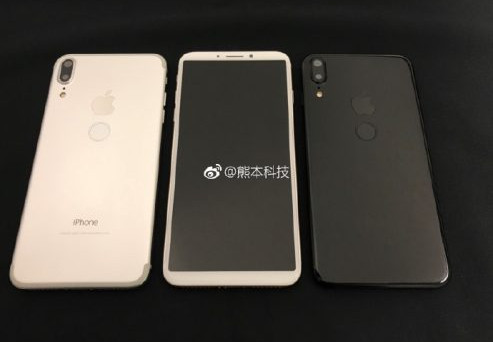 iPhone 8, le foto della discordia: presentano il TouchID posteriore, le colorazioni e tanti dubbi