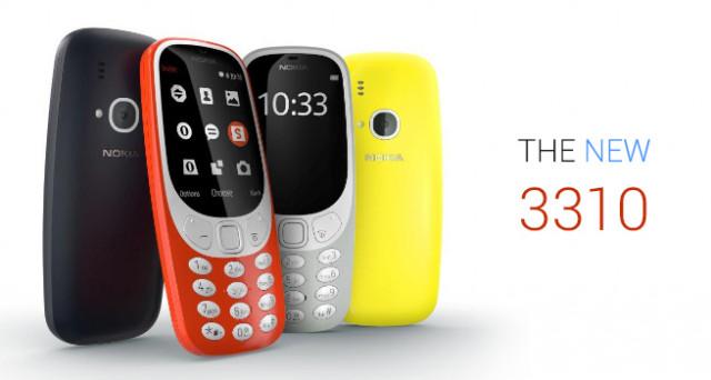 Un mix di nostalgia e marketing per il nuovo Nokia 3310: uscita il 25 maggio, prezzo 59 euro e quattro belle colorazioni. Scommettiamo che sarà un successo?