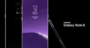 Tutta la verità sulla questione del sensore di impronte digitali del Samsung Galaxy Note 8 direttamente da una fonte coreana. News e rumors.