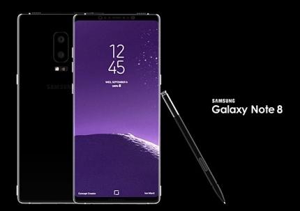 La scommessa di Samsung: evento a New York per Galaxy Note 8 il 23 agosto – ma lo sviluppo è in ritardo