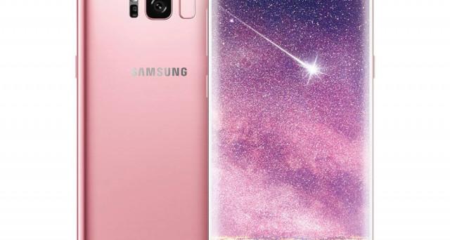 Samsung Galaxy S8 e Plus: arriva la versione Oro Rosa, ma si parla di campagna diffamatoria
