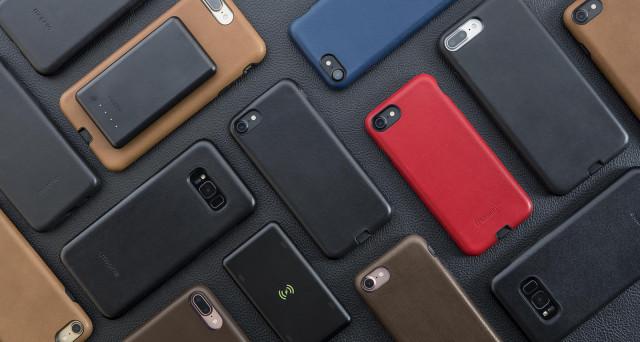 Come avere la ricarica wireless su iPhone 7 e Galaxy S8: i case Mophie e una powerstation magnetica