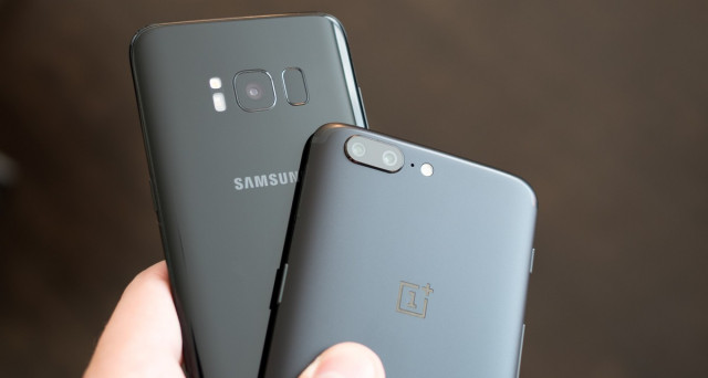 Samsung Galaxy S8 ha ben 6 features che OnePlus 5 non ha, eppure OnePlus 5 è (forse) preferibile