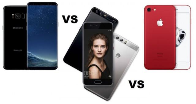 Le offerte di oggi 16 giugno su iPhone 7 e Plus, Galaxy S8 e Plus, Huawei P10 e Plus