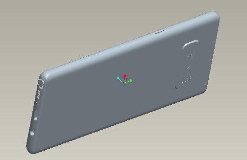 Samsung Galaxy Note 8 delude: ecco come avrebbe risolto il problema del lettore di impronte di Galaxy S8