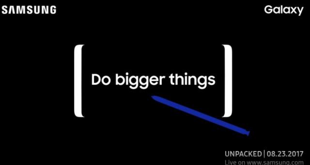 Nonostante la presentazione sia tra meno di due settimane, arrivano rumors su Samsung Galaxy Note 8: si parla di una feature che iPhone possiede dal 2015.