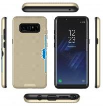 Davvero splende come il 'sole' il Samsung Galaxy Note 8 in questo render 'ufficiale' di una casa di produzione di case. News sul design e rumors.