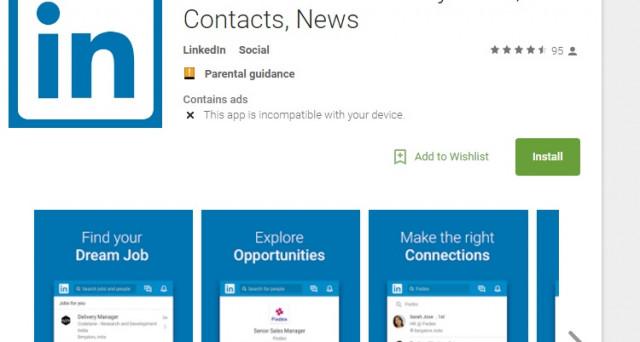 Arriva LinkedIn Lite, la app per le offerte di lavoro online di solo 1 MB disponibile al momento solo in India. Ecco le news.