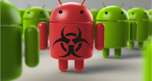 App infette nei vostri smartphone? Ecco di quali si tratta.