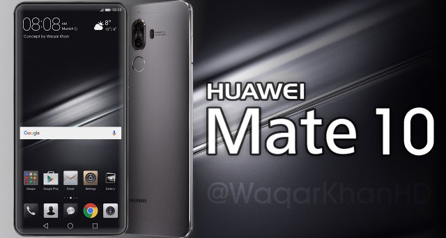 Grandi attese per Huawei Mate 10: l'azienda punta davvero in alto e questa volta la sfida con iPhone 8 e Note 8 è 'vera'. News, rumors e reports.