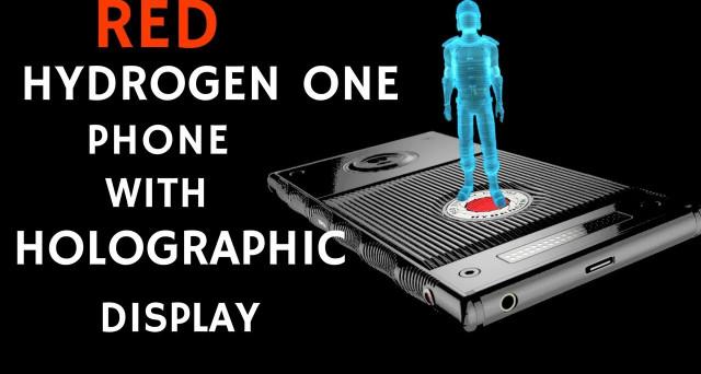 Si tratta di una grande scommessa: è in arrivo il primo smartphone a ologrammi, diciamo sul modello Star Wars, pronto a sfidare iPhone 8 e Note 8.