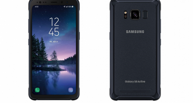 Ufficiale: ecco Samsung Galaxy S8 Active, smartphone 'rugged' indistruttibile – quando in Italia?