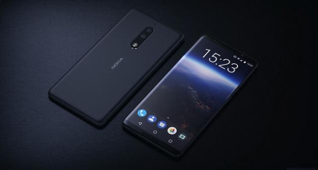 Nokia 9 lancia la sfida a Note 8 e iPhone 8: scheda tecnica 'killer', design bezel-less e tanto altro
