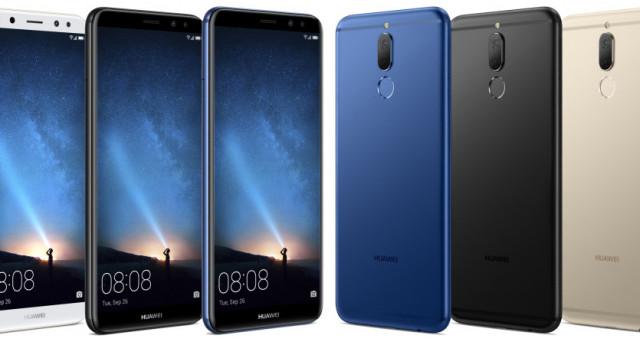 Gli ultimi rumors della rete ci informano che per la fine dell'anno arriverà il Huawei Mate 10 Lite e che con tutta probabilità avrà quattro fotocamera. Ecco le news e le info sul prezzo presunto.